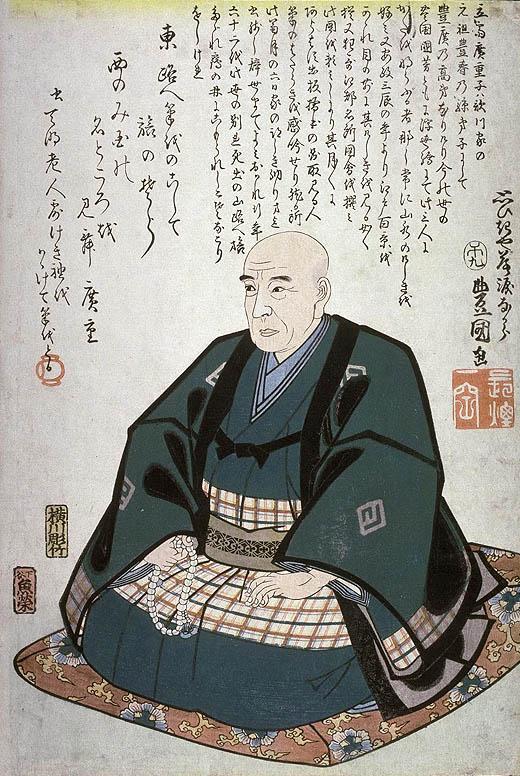 歌川広重:Utagawa Hiroshige(出典:wikipedia)世界最高峰!世界がうらやむニッポンの至宝:風景浮世絵師の歌川広重さん!